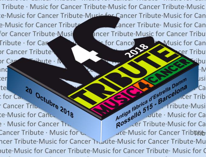 Music for Cancer Tribute #M4CTribute18, entradas a la venta ¡Participa!